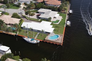 Dock For Rent At Intracoastal Point House dock 3 min from Hillsboro inlet Pompano Beach