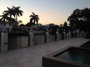 Dock For Rent At Las Olas Dock – Private & Very Upscale w/ 50/100 Amp, Water, etc.