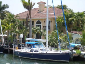 Dock For Rent At Private dock, close to inlet, deep canal, close shopping and dining.