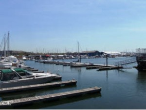 Dock For Rent At 40′ Private Boat Slip at Very Desirable Stamford Landing Marina