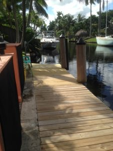 Dock For Rent At I have a dock for rent behind my home
