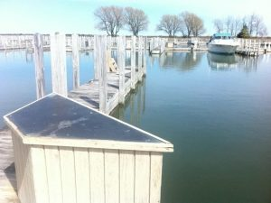 Dock For Rent At Duncan Bay Boat Club floating dock, dock box, slip #211 duncanbay.org