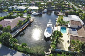 Dock For Rent At Huge open 70 ft dock space in a safe, quiet residential neighborhood