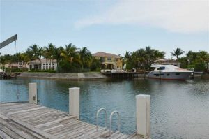 Dock For Rent At Dock Available On The Intracoastal