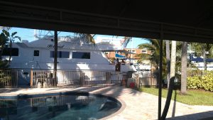 Dock For Rent At Deep Water Las Olas Ft Lauderdale, Florida up to 85′