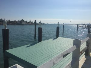 Dock For Rent At Private, secure dock on ICW with no fixed bridges, 15 mins to Ocean