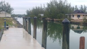 Dock For Rent At Private dock in Freeport, Bahamas with electric, water and great host!