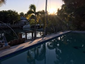Dock For Rent At Boat Slip in Davis Harbor / Miami Shores 20-30 footer