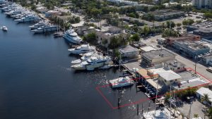 Dock For Rent At Deep water dock up to 78\' easy ocean access Fort Lauderdale