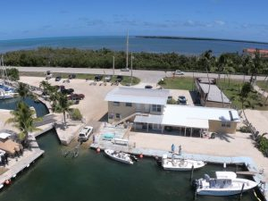 Dock For Rent At Florida Keys Marina with Ramp, Trailer Parking, and New Docks