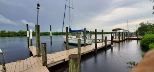 Dock For Rent At Private Dock in calm waterway canal only 15 min from Charlotte Harbor