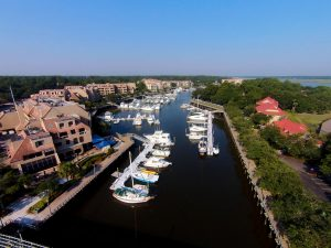 Dock For Rent At Shelter Cove Harbour & Marina, Hilton Head Island, SC