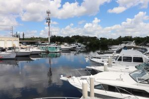 Dock For Rent At Nautical Ventures Marine Center