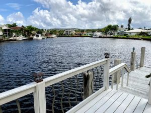 Dock For Rent At PRIVATE DOCK RENTAL-PRICELESS LOCATION, NO WAKE ZONE water/elec