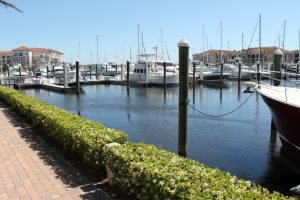 Dock For Rent At Various slips for sale in Private Harbortown Marina Condo Association