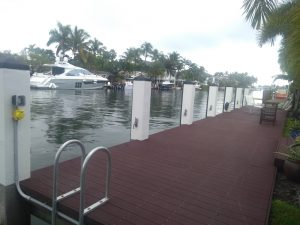 Dock For Rent At Private Dock on Quiet, Calm Canal Minutes to Intracoastal; No Bridges