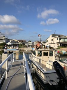 Dock For Rent At Private Dock for rent Marcus Ave