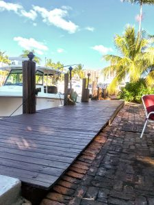 Dock For Rent At Prime location dock E Las Olas Blvd near Intracoastal Ocean Access