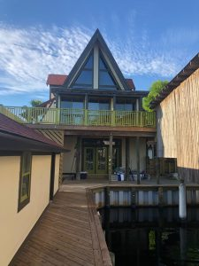 Dock For Rent At Private Slip Near Orange Beach Marina