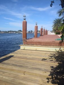 Dock For Rent At $1800 75\' no bridges close to yacht club 50 amp electric