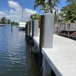NEAR OCEAN: 70 FT Deep Water Dock in East Fort Lauderdale – no bridges