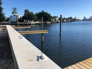 Dock For Rent At Slip for rent in great location next to Las Olas