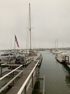 Dock For Rent At Perfect parking in newport bay!