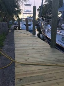Dock For Rent At Private Quiet Safe Dock