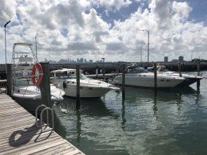 Dock For Rent At 40' slip. North Bay Village, FL.