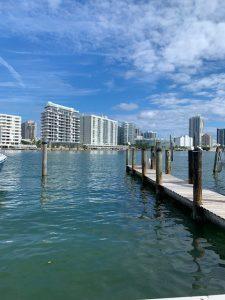Dock For Rent At Location Location! Miami Beach 65′ dock slip